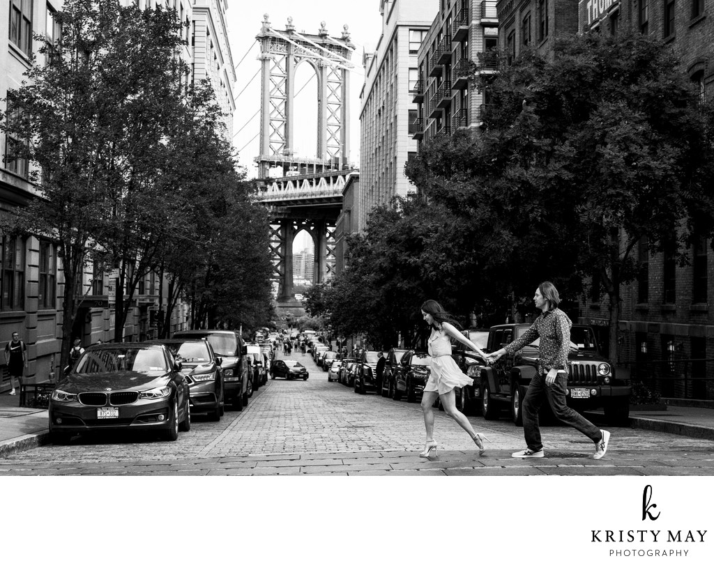 Dumbo Engagement Session