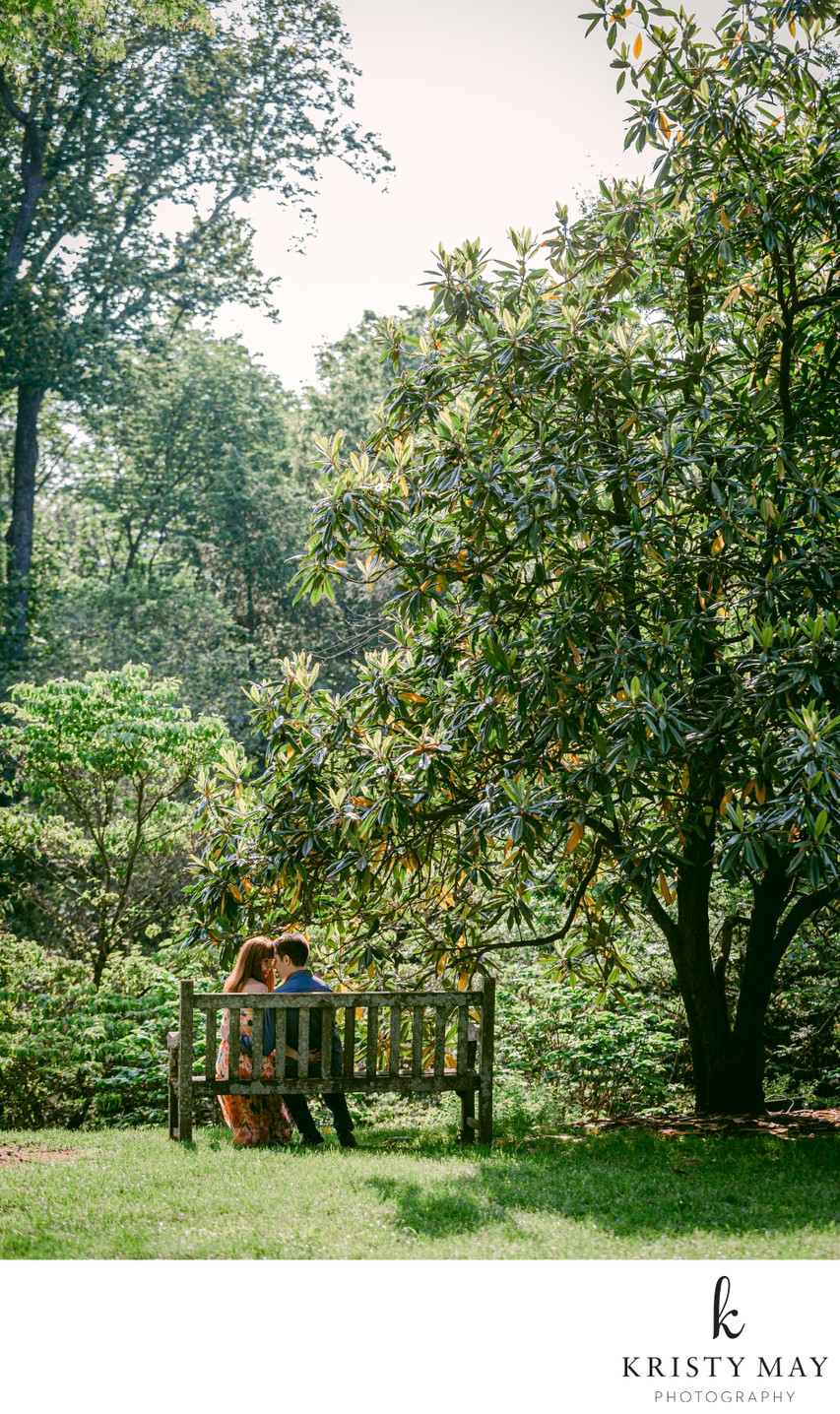 Reeves Reade Arboretum Wedding