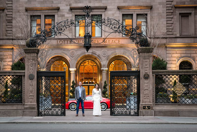 Lotte Palace Hotel Elopement