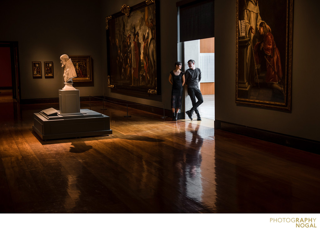 Art Gallery of Ontario, Engagement session