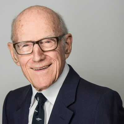 elderly man corporate headshot toronto
