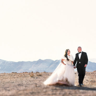Destination wedding photographer in Las Vegas