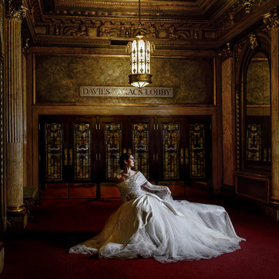 Bride at the Elgin and Winter Garden Theatres