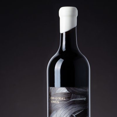 Original Vines Wine product photography in Toronto