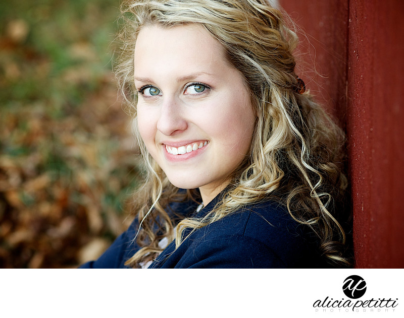 Falmouth Senior Photographer