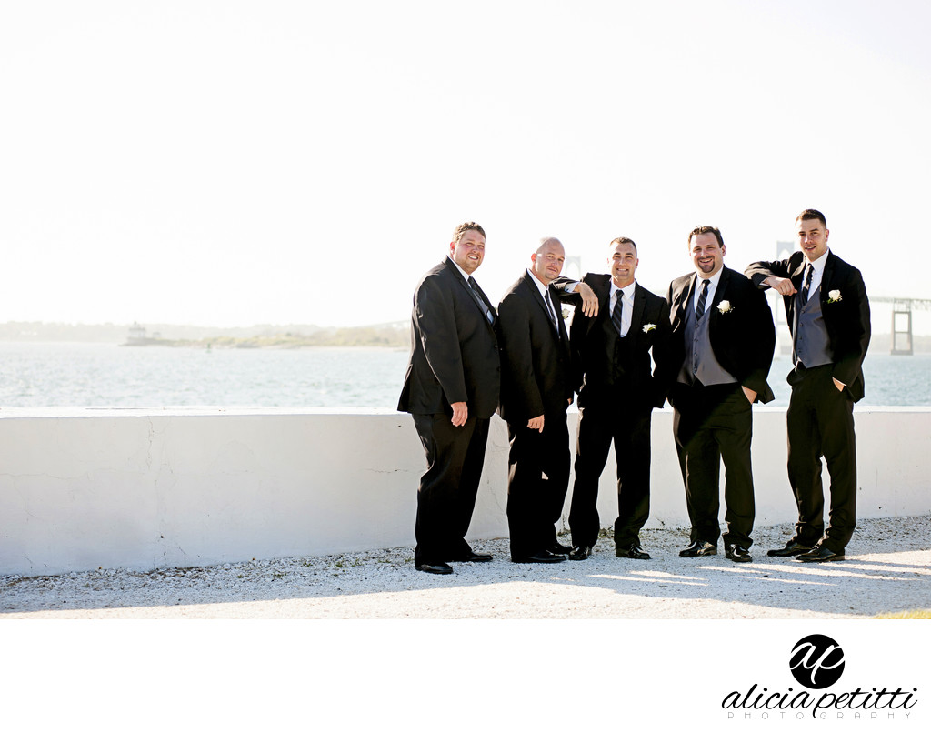Spring Wedding at Belle Mer