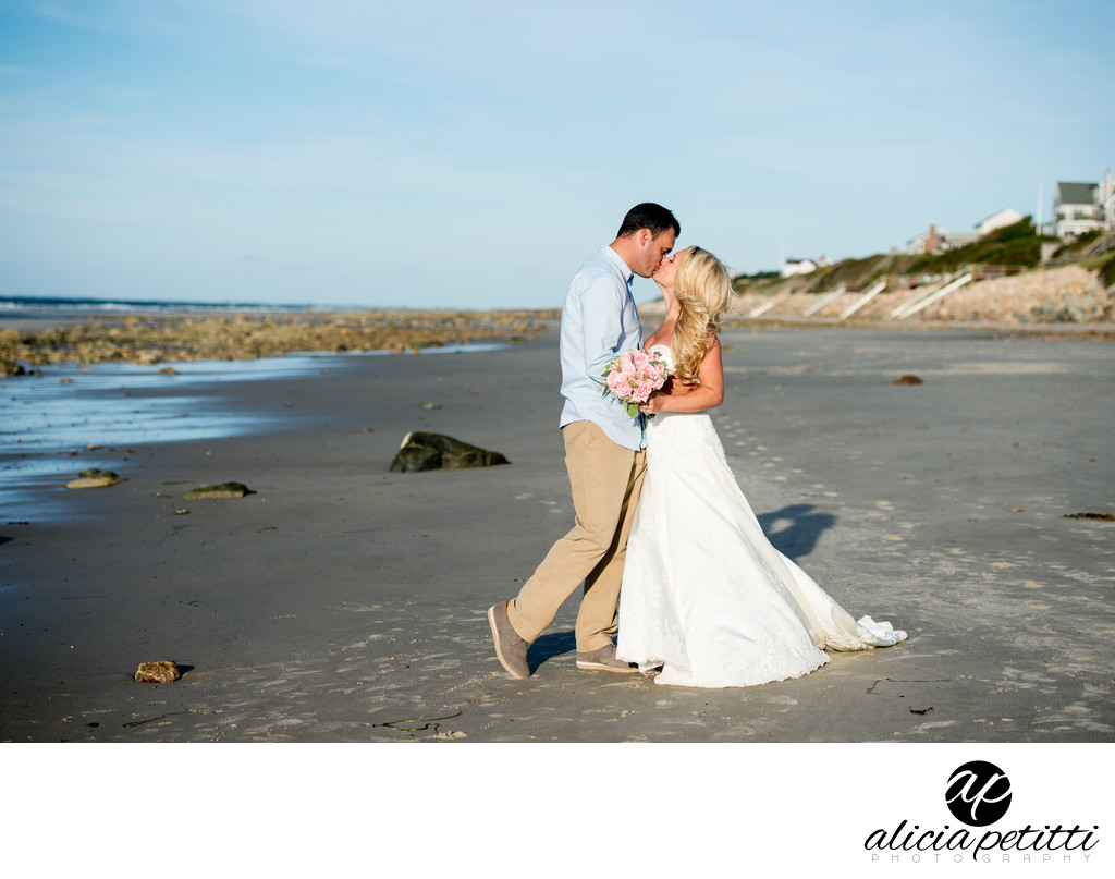 Cape Cod Beach Wedding Photography