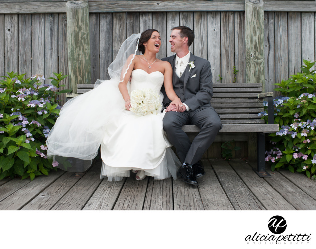 The Flying Bridge Wedding Photographer
