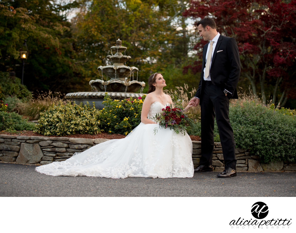 Wedding Photos at The Coonamessett Inn