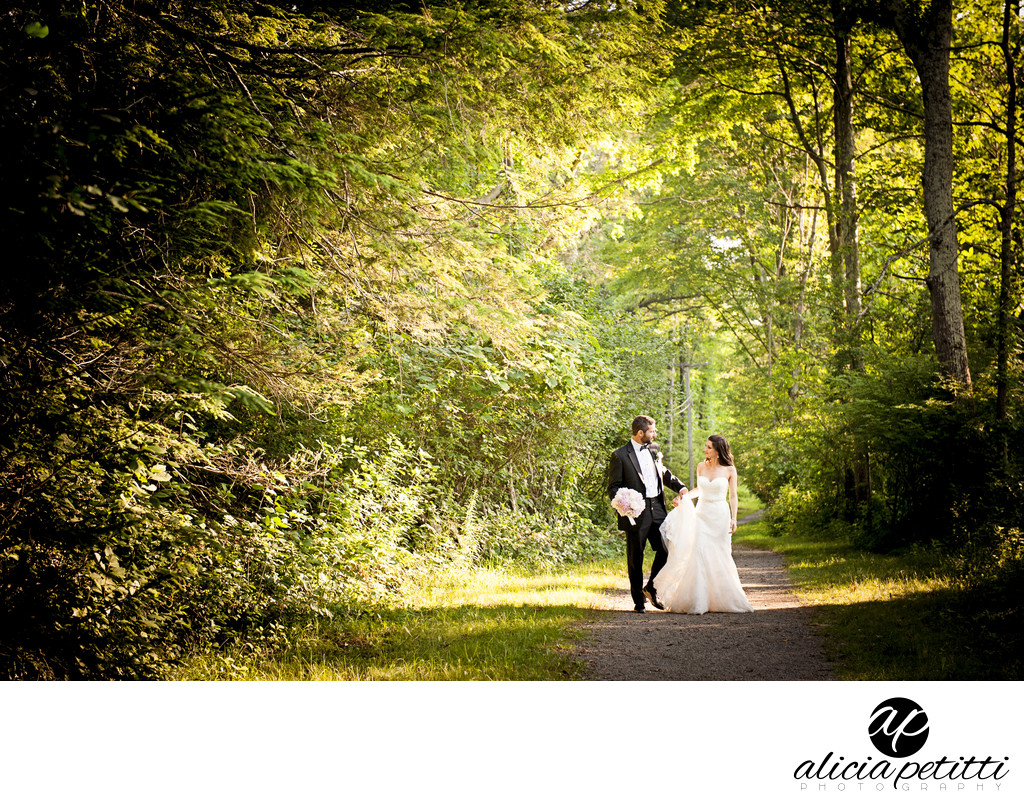 Willowdale Estate Wedding Photo