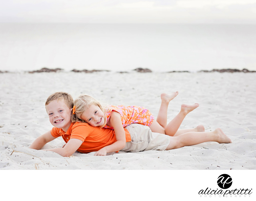 Falmouth Family Photographer
