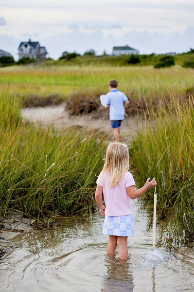 Sibling Portrait Photography Cape Cod
