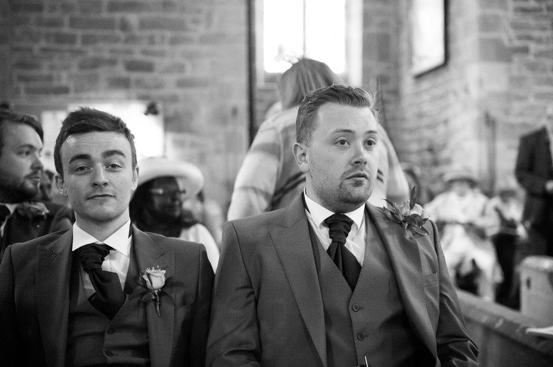 North Yorkshire Groom and Bestman