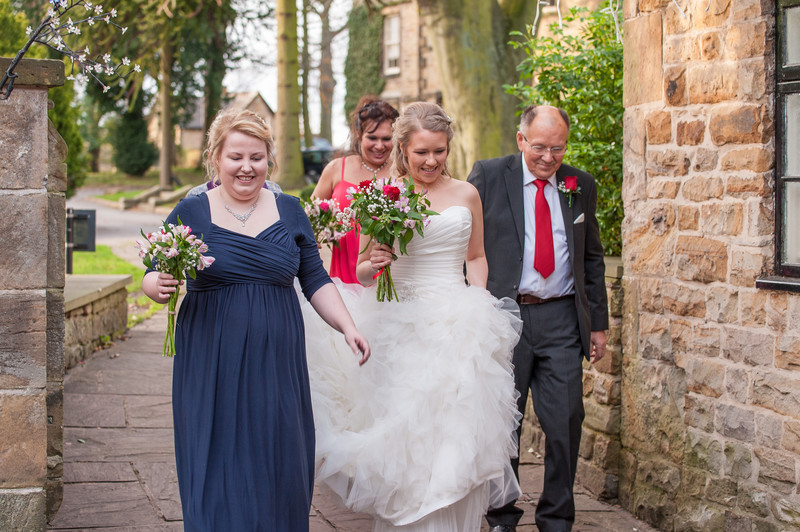 Mosborough Hall Sheffield Wedding Photographer