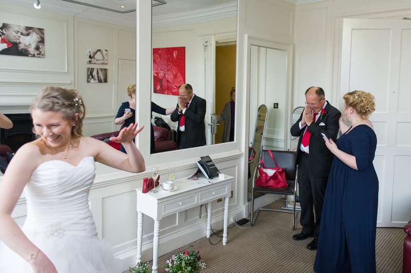 Emotional Mosborough Hall Wedding