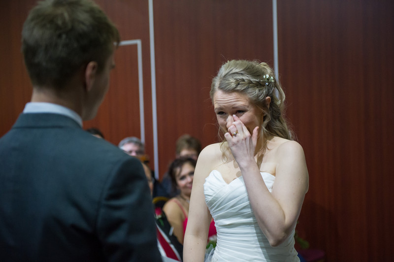 Emotional Wedding Mosborough Hall Hotel Sheffield