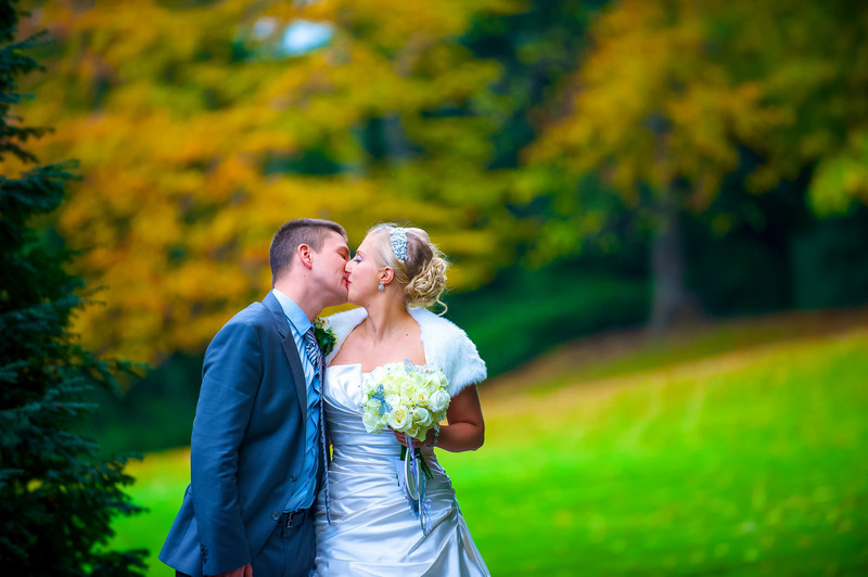 Romantic Kenwood Hall Wedding