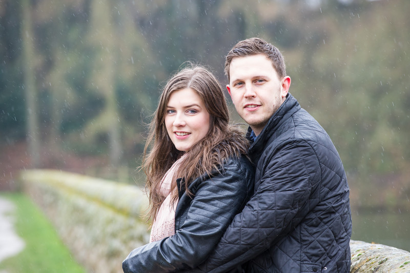 Chesterfield Derbyshire Engagement Photography