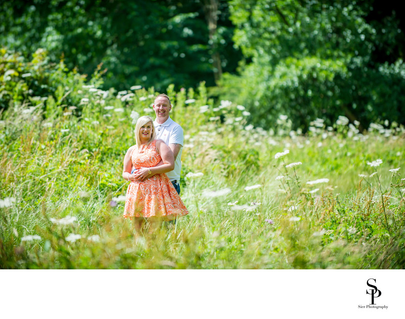 Summer Engagement Photography Sheffield