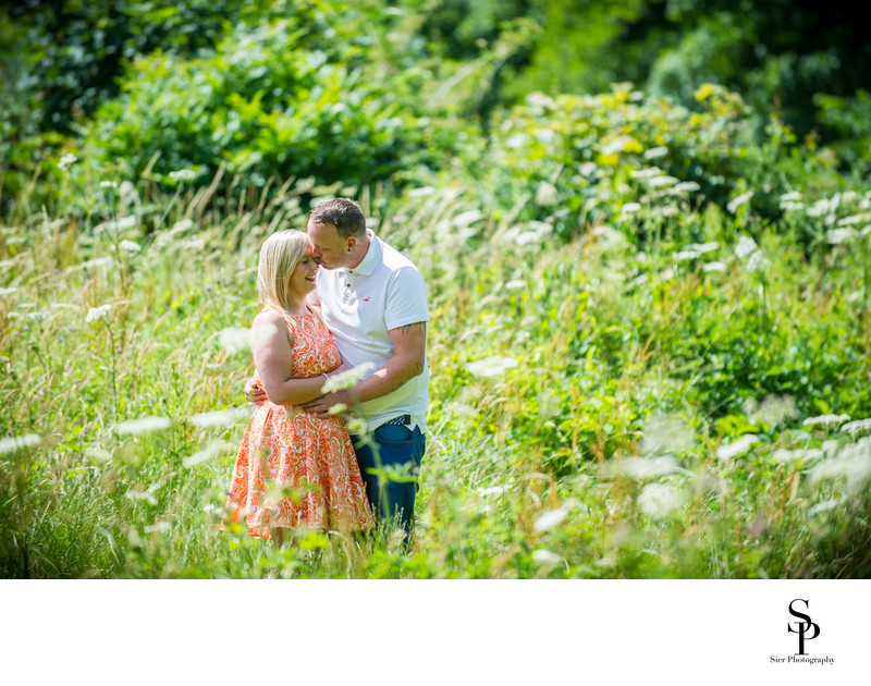 Engagement Photography Near Sheffield