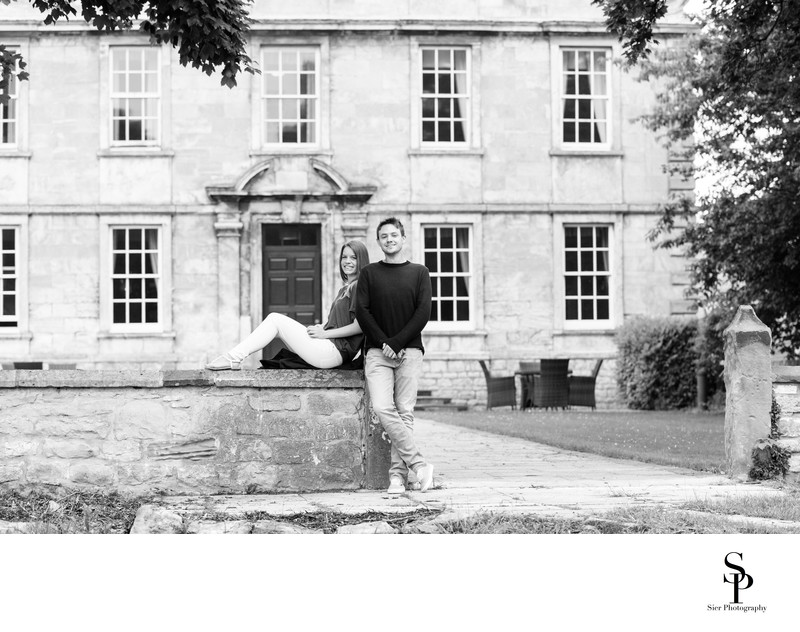 Engagement Photography Hellaby Hall