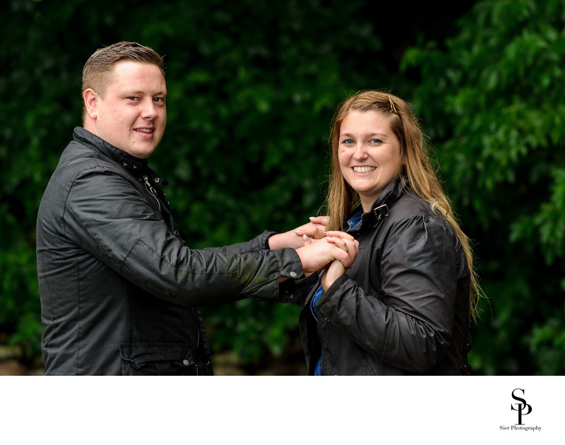 Mosborough Engagement Photography