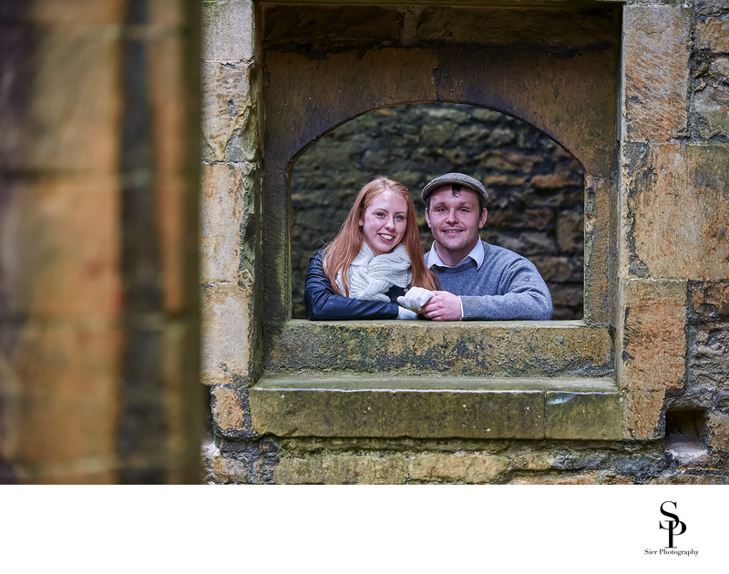 Bolsover Castle Window Engagement