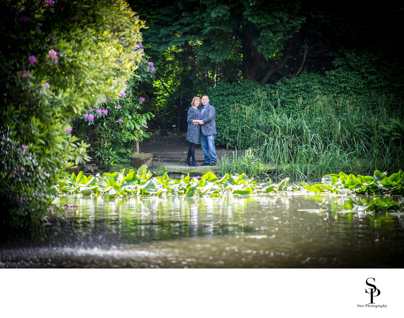 Engagement Photography at Kenwood Hall Hotel