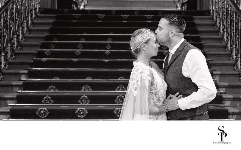 Cutlers Hall Sheffield Wedding Photographer
