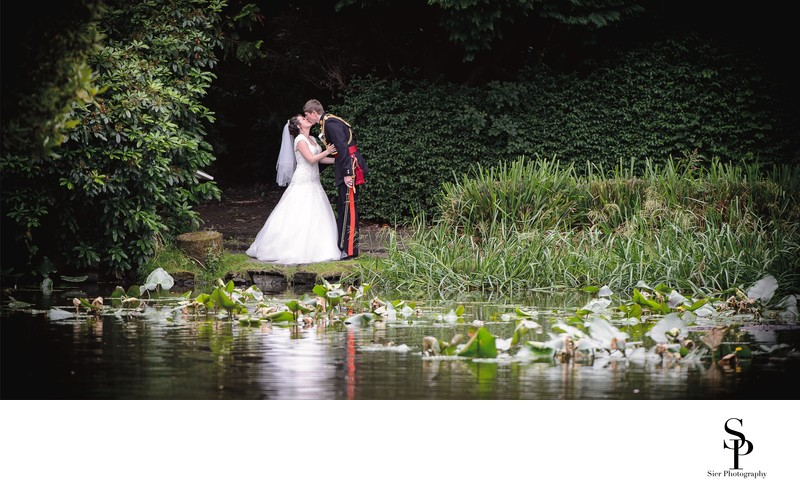 Kenwood Hall Hotel Wedding