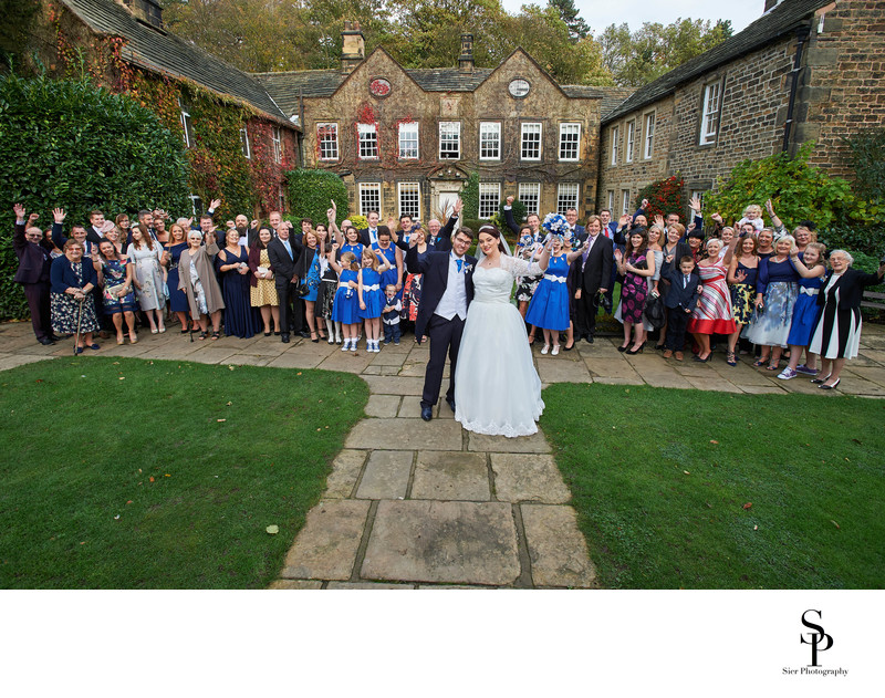 Whitley Hall Sheffield Wedding