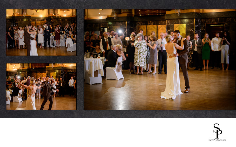 First Dance Cutlers Hall