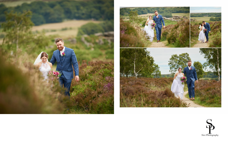 Surprise View Derbyshire Wedding Photography