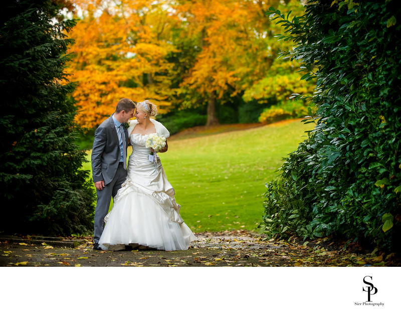 Sheffield Wedding Photography at Kenwood Hall Hotel