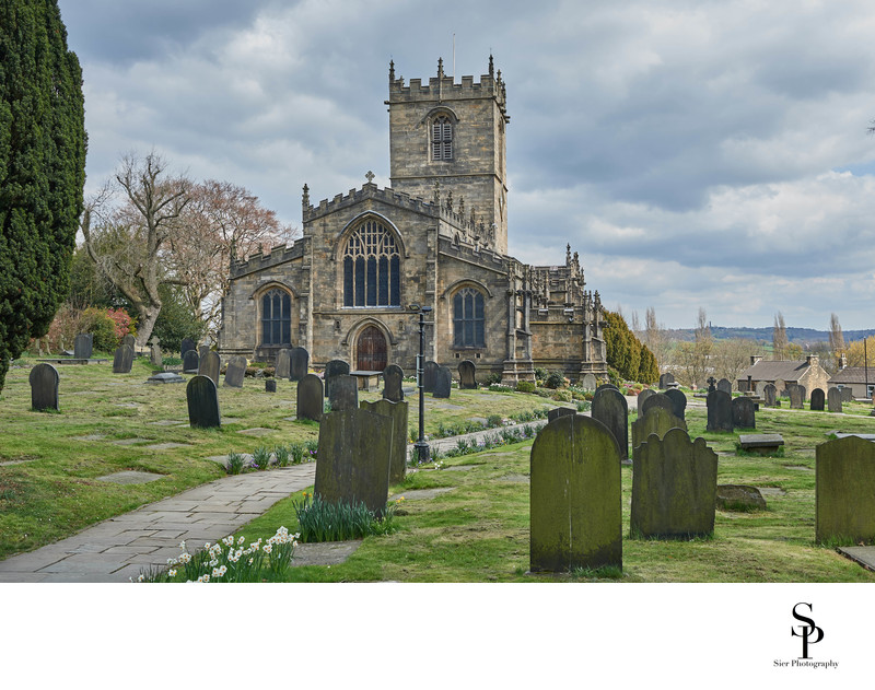 St Mary's Church Ecclesfield