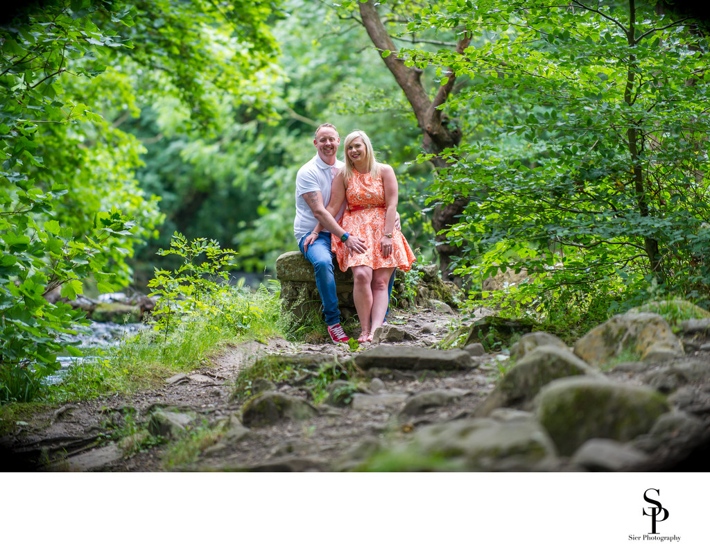 Engagement Photos Sheffield