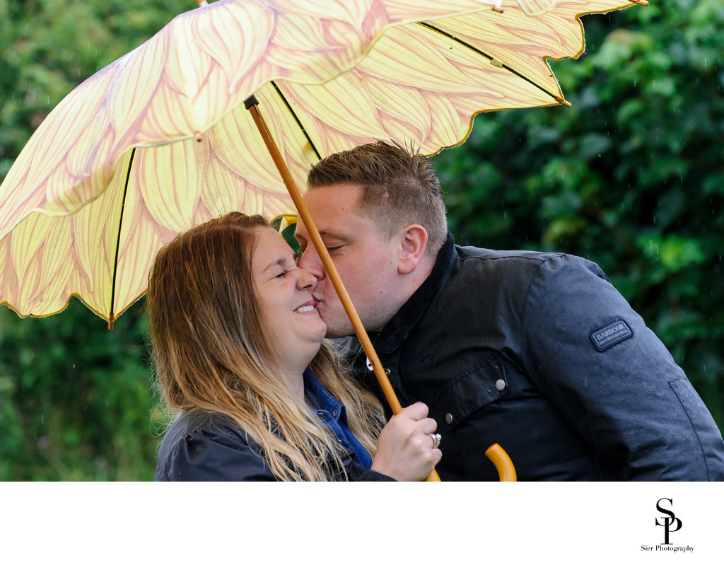Troway Sheffield Engagement Photos
