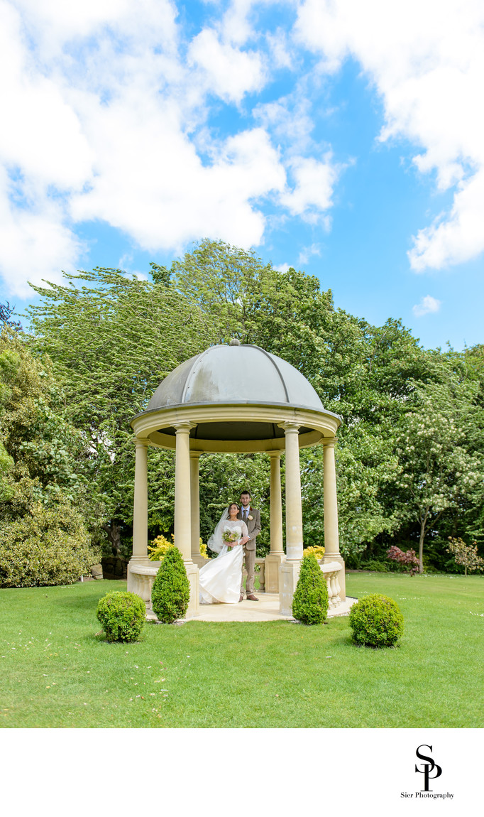 Wedding Photographer Ringwood Hall