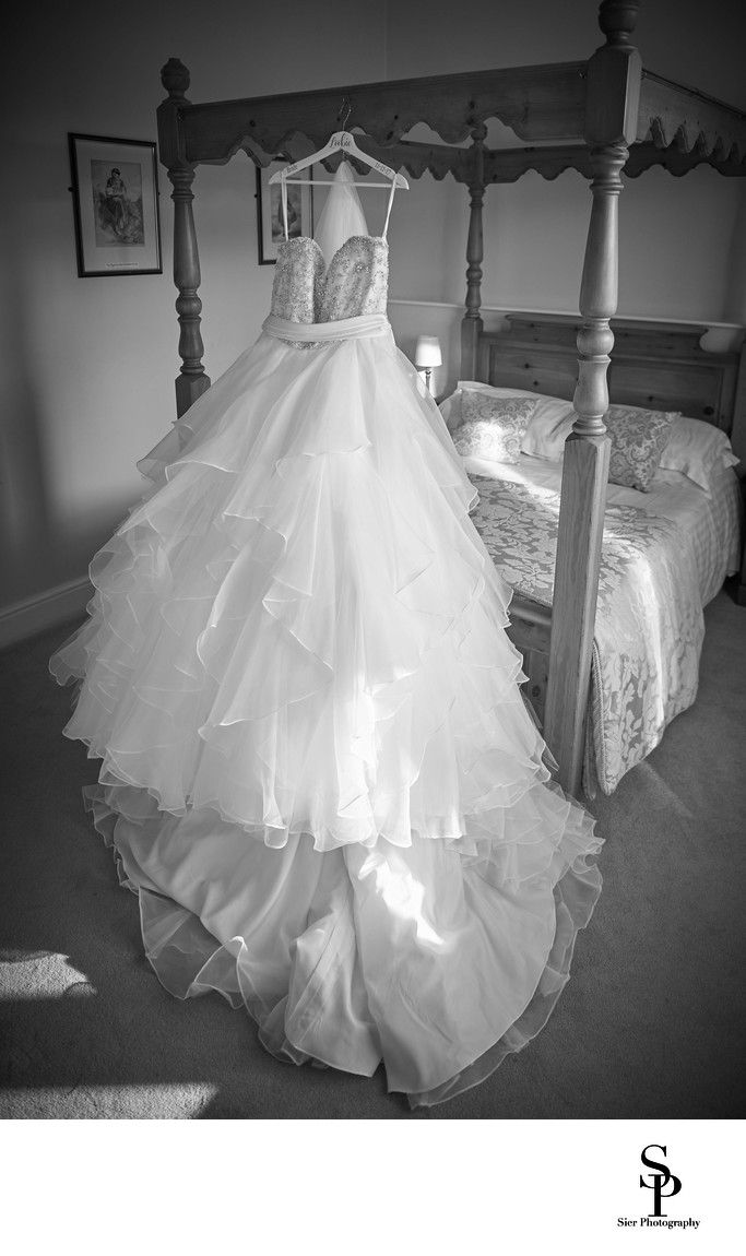 Wedding Photography Sheffield Bridal Gown