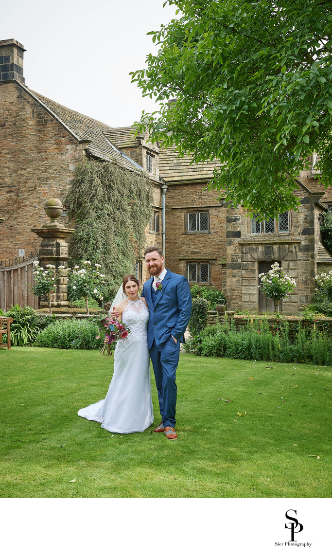 Woodthorpe Hall Wedding Photography
