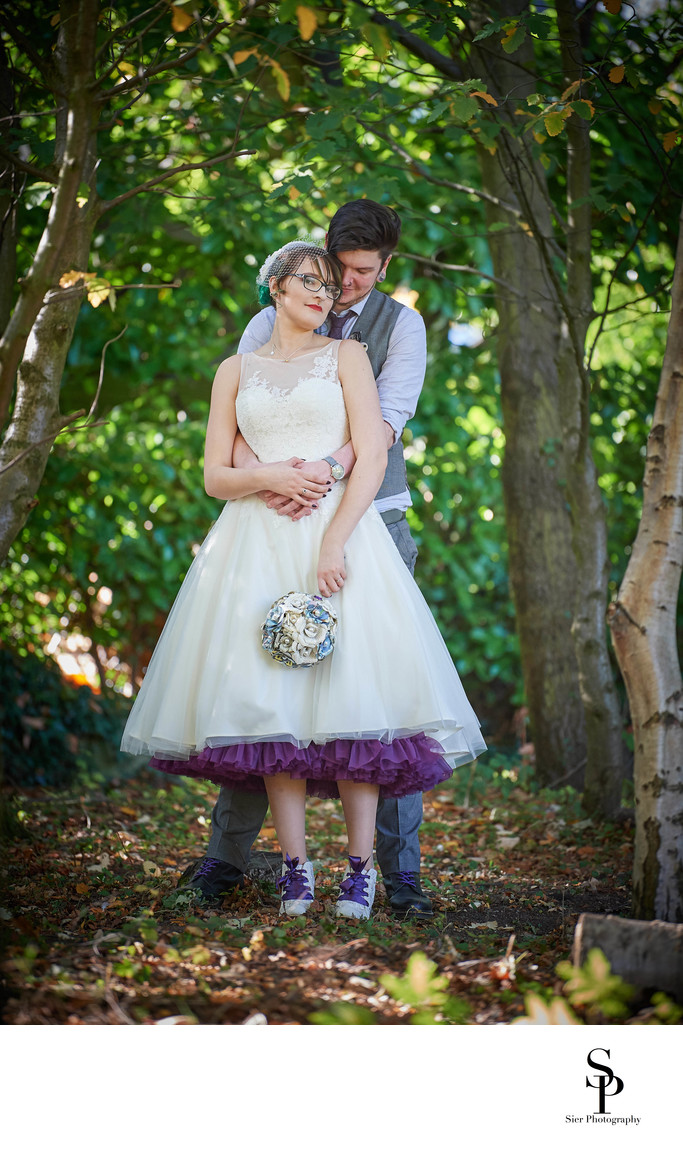 Sheffield Wedding Photography Kenwood Hall