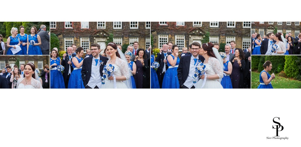 Whitley Hall Hotel Wedding Formal Photographs