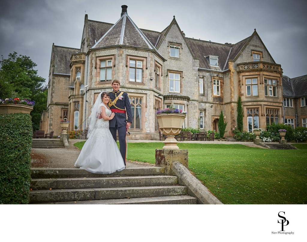 Kenwood Hall Wedding Photographer