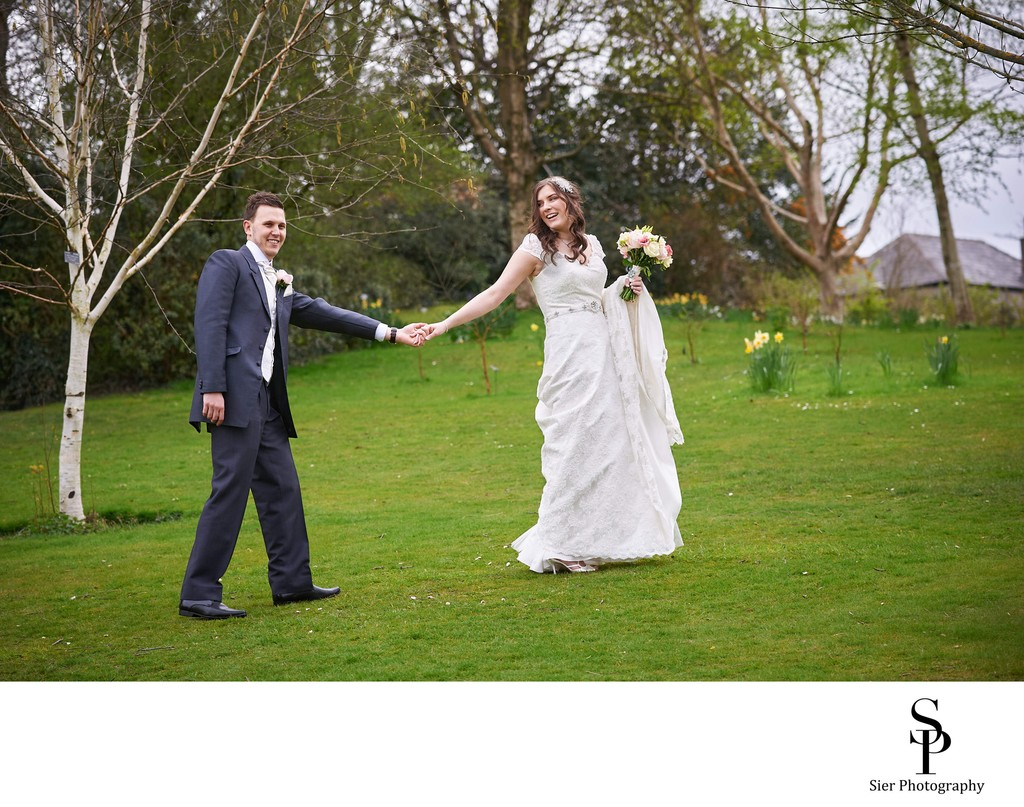 Sheffield Botanical Gardens Wedding Photographer
