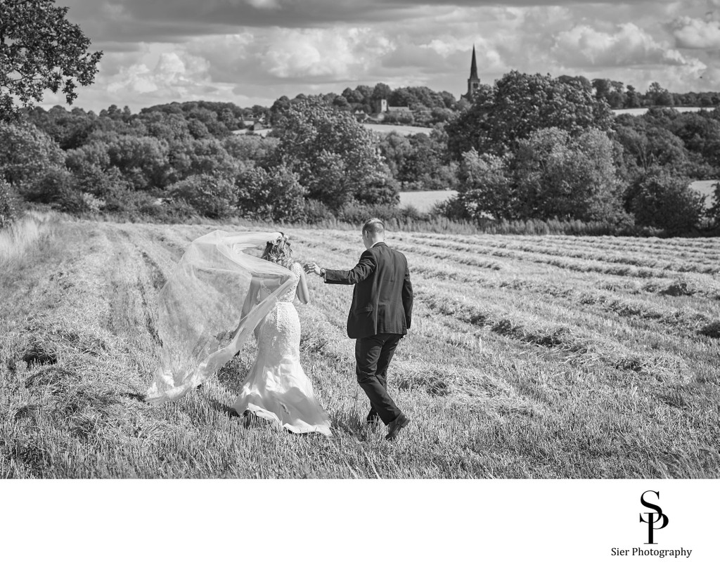 Wentworth Church Wedding Photographer