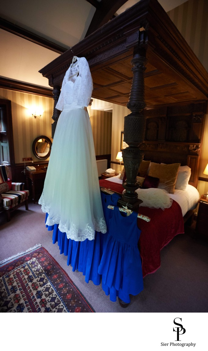 Whitley Hall Wedding Dress