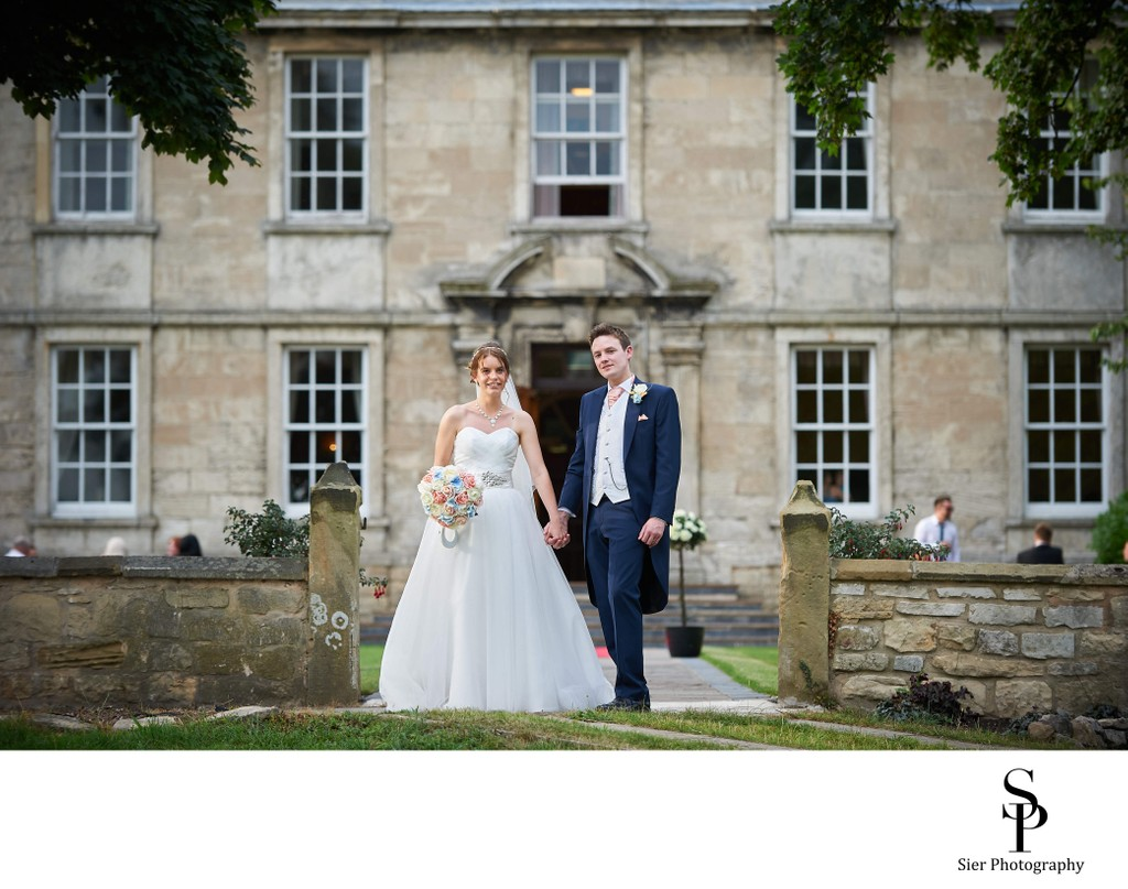 Hellaby Hall Hotel Wedding Photographer