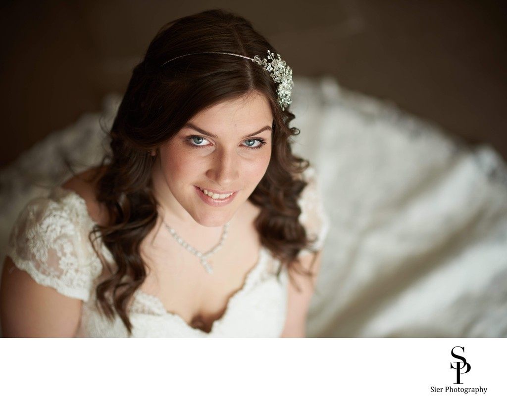 Sheffield Bridal Portrait Photographer