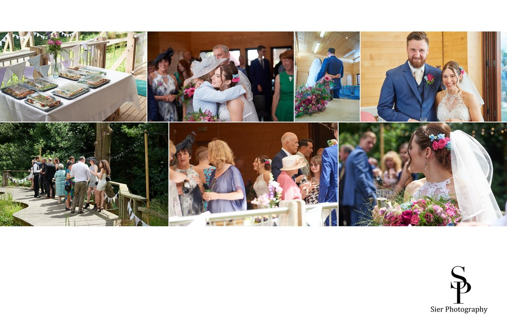 Discovery Centre Ecclesall Woods Wedding Ceremony