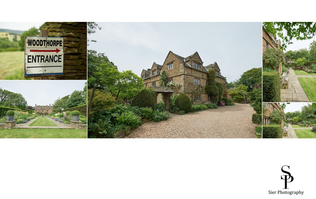 Woodthorpe Hall Wedding Venue